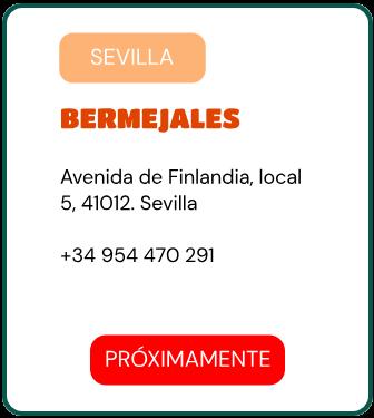 PEDIR A DOMICILIO EN TUK TUK NOODLES BERMEJALES Avenida de Finlandia, local 5, 41012. Sevilla +34 954 470 291